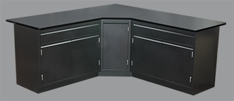 Metallographic laboratory benches
